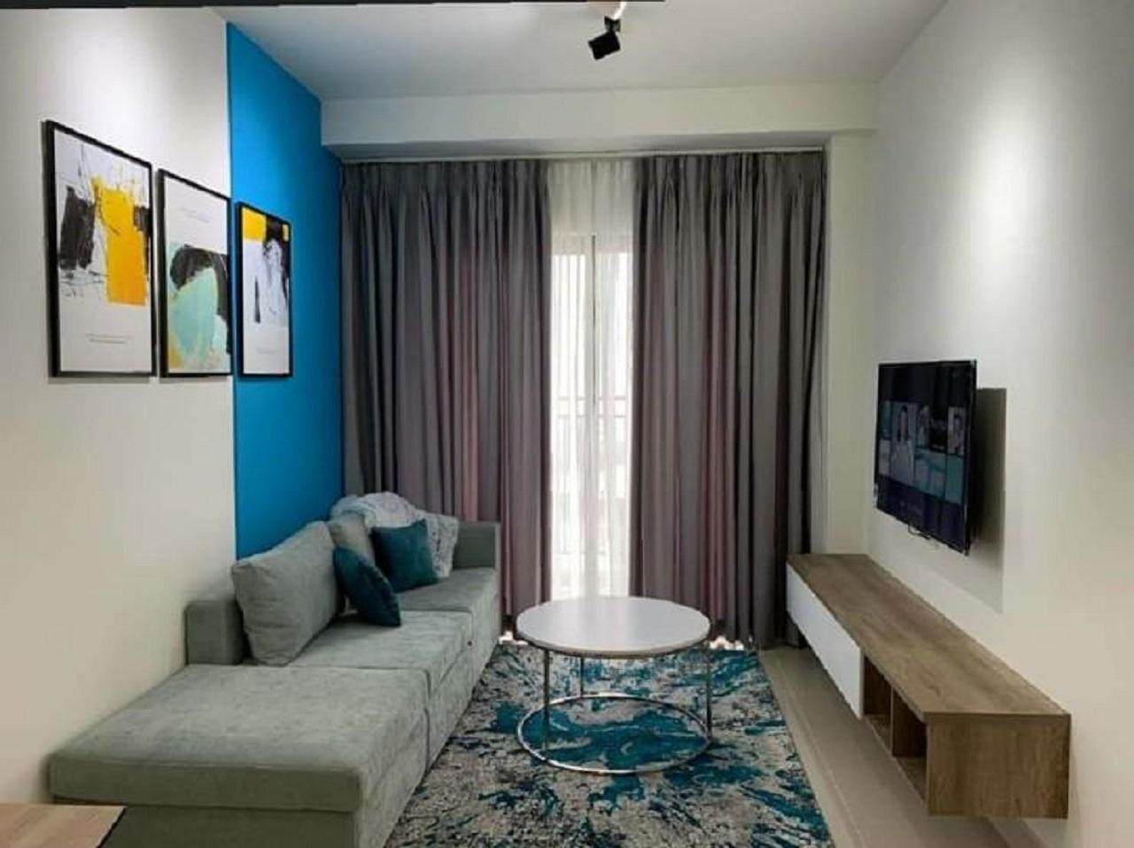 Cho thuê 1 phòng ngủ The Sun Avenue - ID 010199