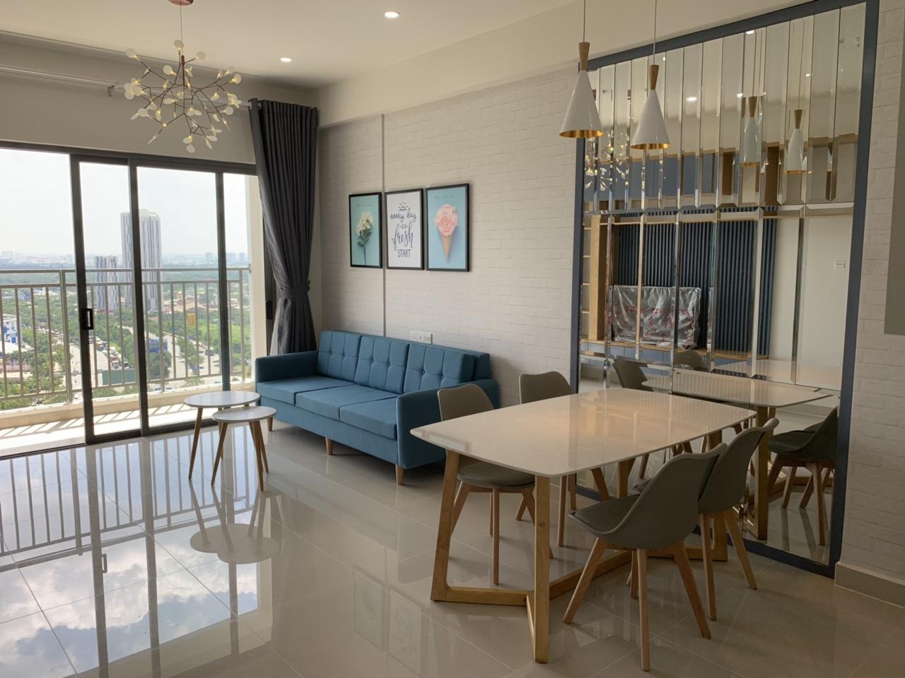 Cho thuê 3 phòng ngủ The Sun Avenue - ID 010050