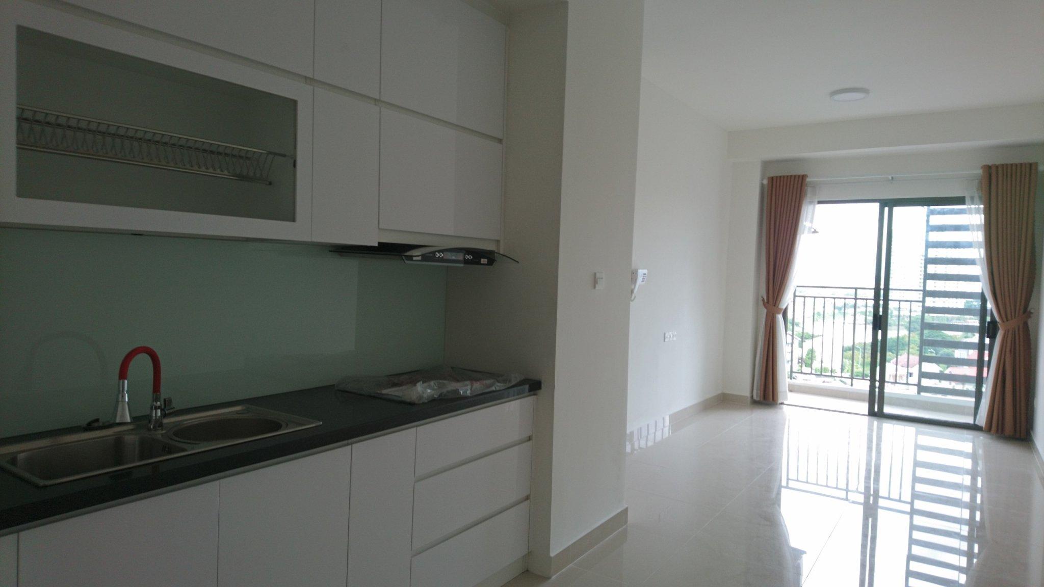 Cho thuê 1 phòng ngủ The Sun Avenue - ID 010207