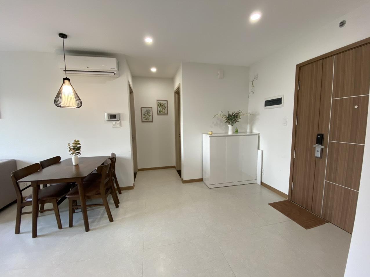 Cho thuê 2 phòng ngủ New City Thủ Thiêm - ID 010139