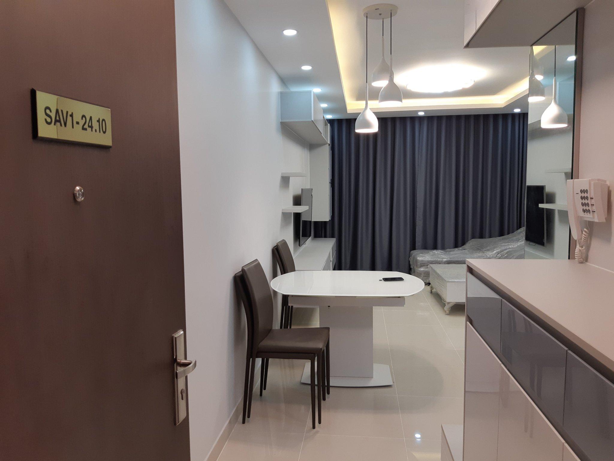Cho thuê 3 phòng ngủ The Sun Avenue - ID 010039