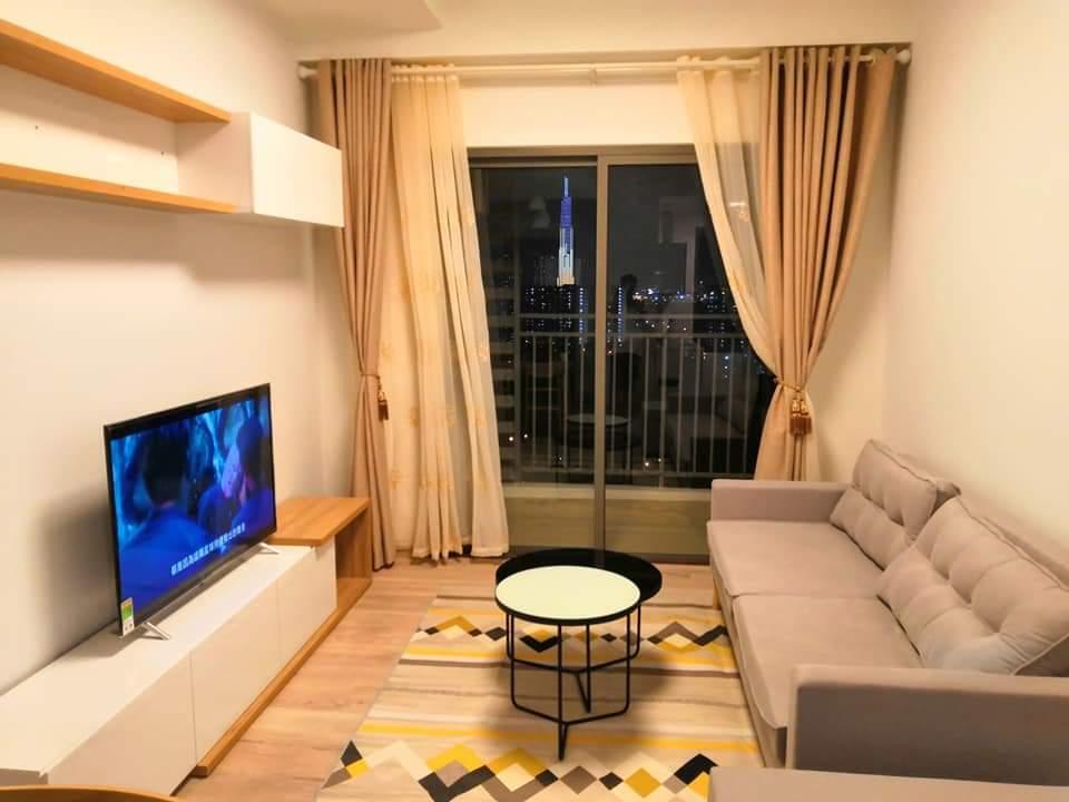 Cho thuê 2+1 phòng ngủ The Sun Avenue - ID 010177