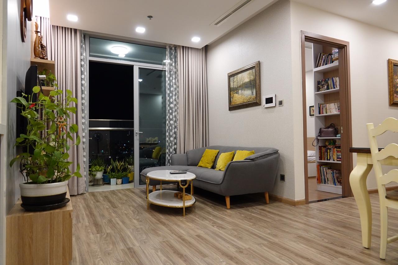 Bán căn hộ 3 phòng ngủ Vinhomes Central Park - ID 010062