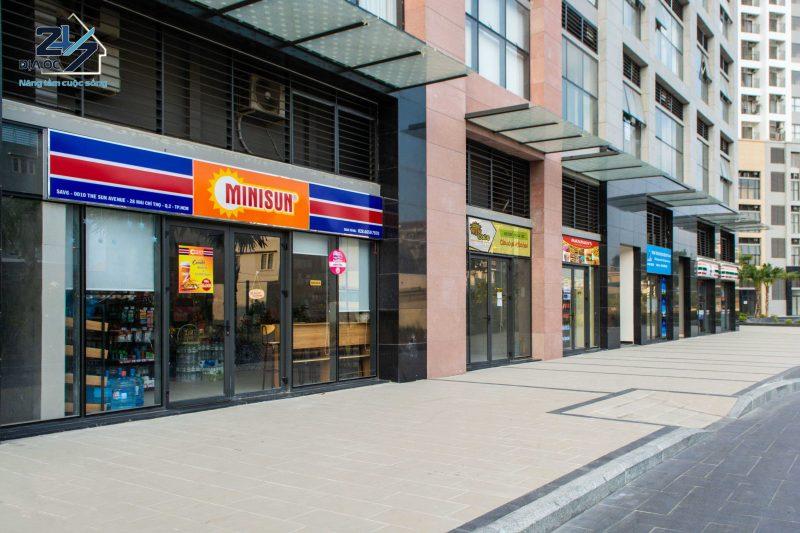 Cho Thuê Shophouse Tại The Sun Avenue - Quận 2