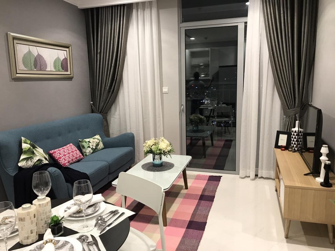Căn hộ 2 Phòng Ngủ New City Thủ Thiêm - ID 010023