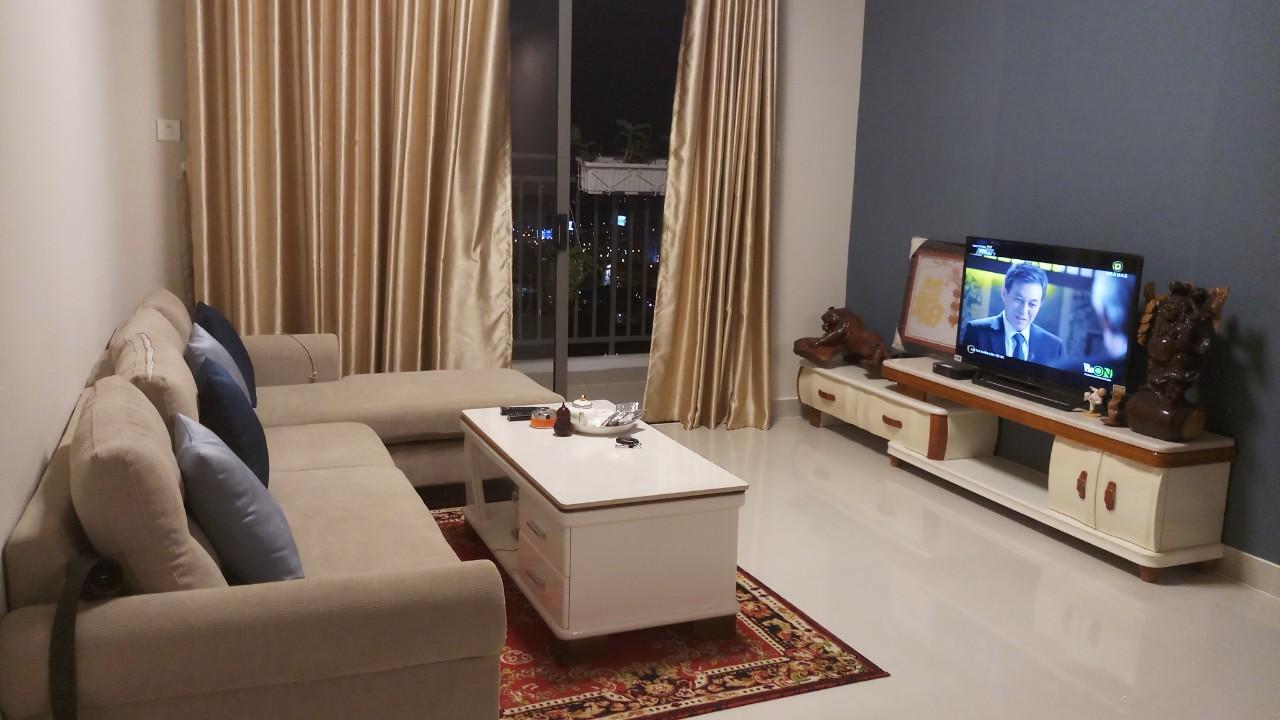Cho thuê 3 phòng ngủ The Sun Avenue - ID 010033