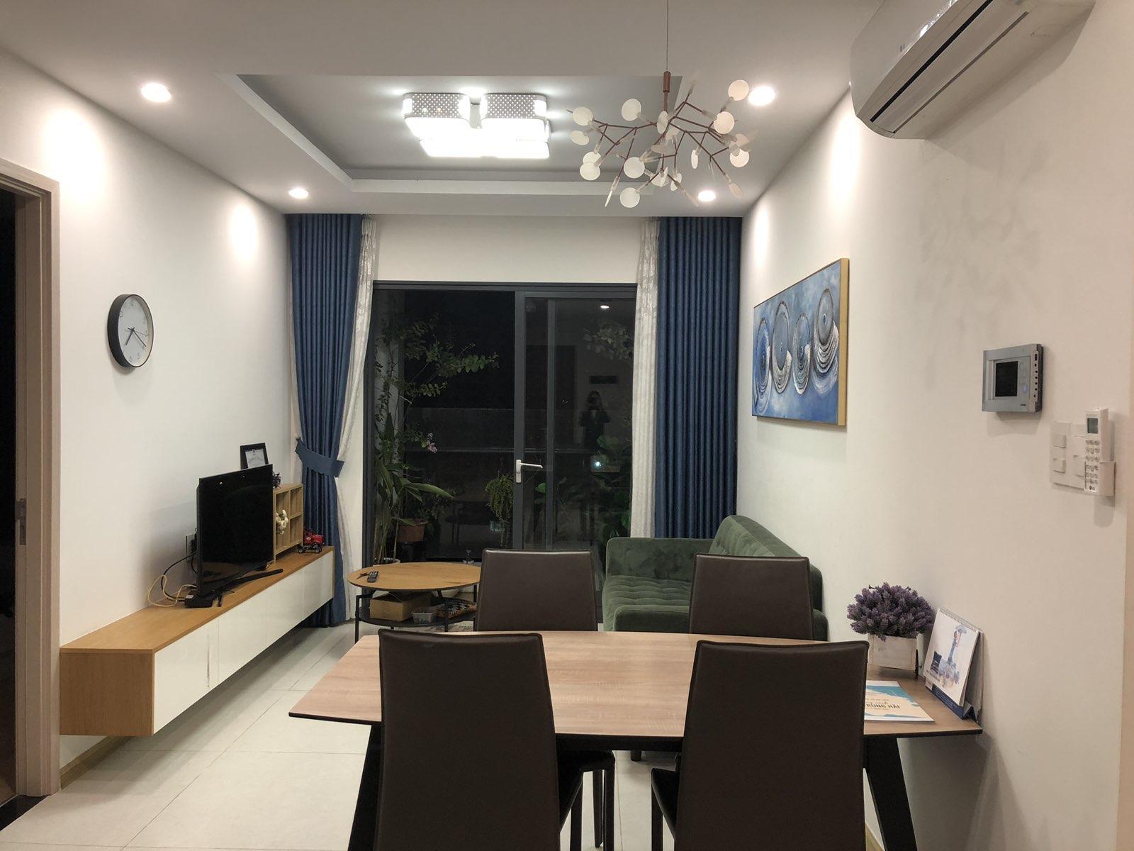 Cho thuê 2 phòng ngủ New City Thủ Thiêm - ID 010086