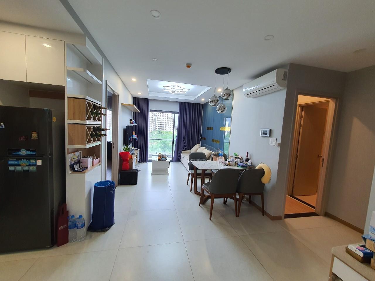 Cho thuê 2 phòng ngủ New City Thủ Thiêm - ID 010151