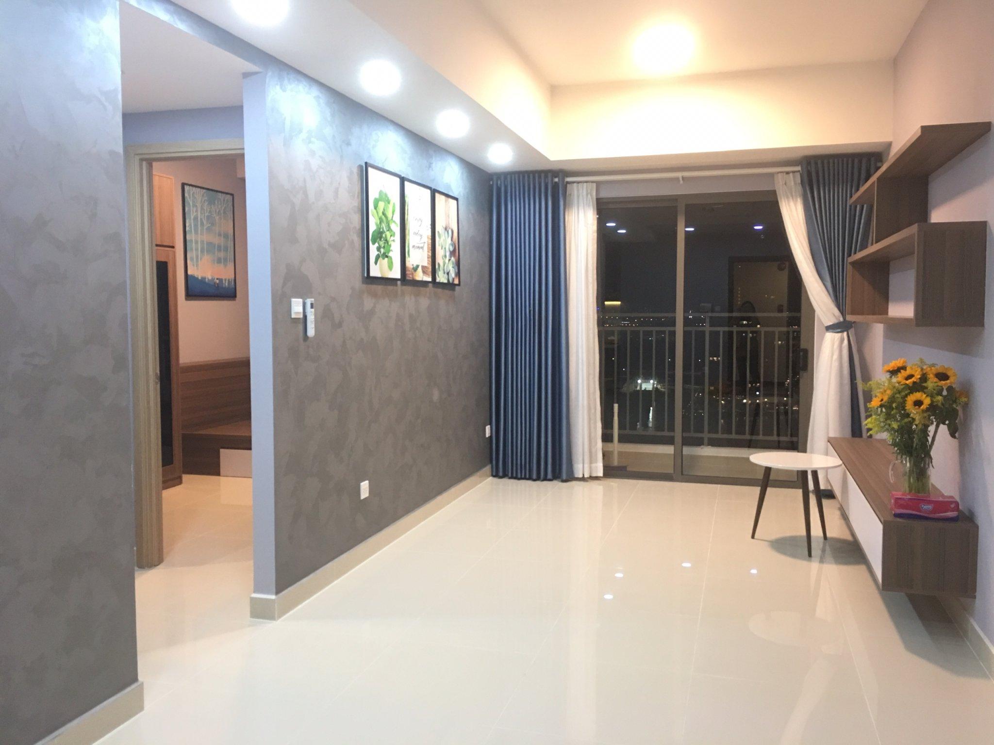 Cho thuê 1 phòng ngủ tinh tế The Sun Avenue - ID 010059