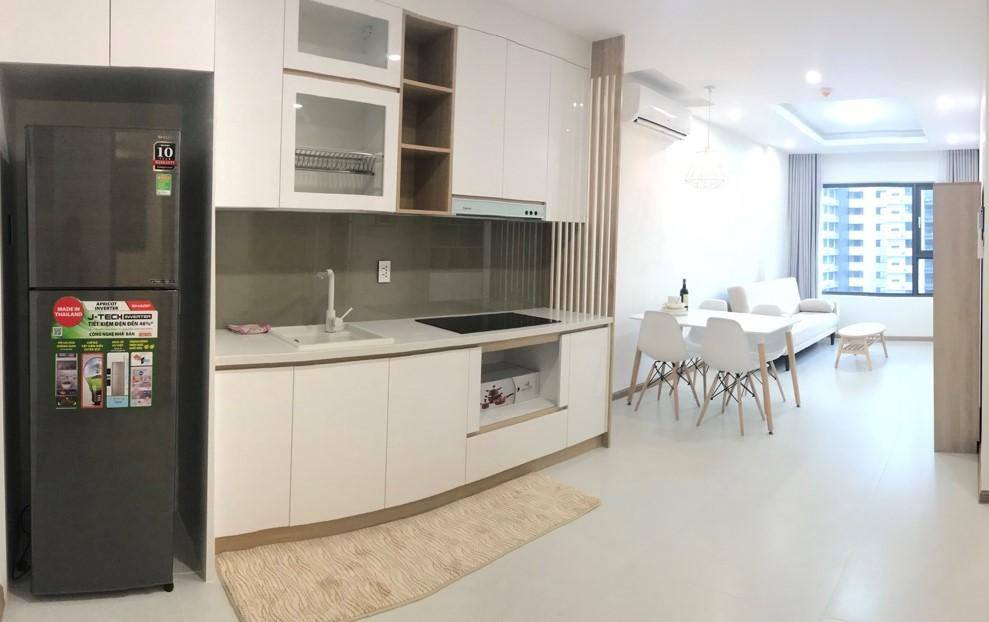 Cho thuê 1 phòng ngủ New City Thủ Thiêm - ID 010158