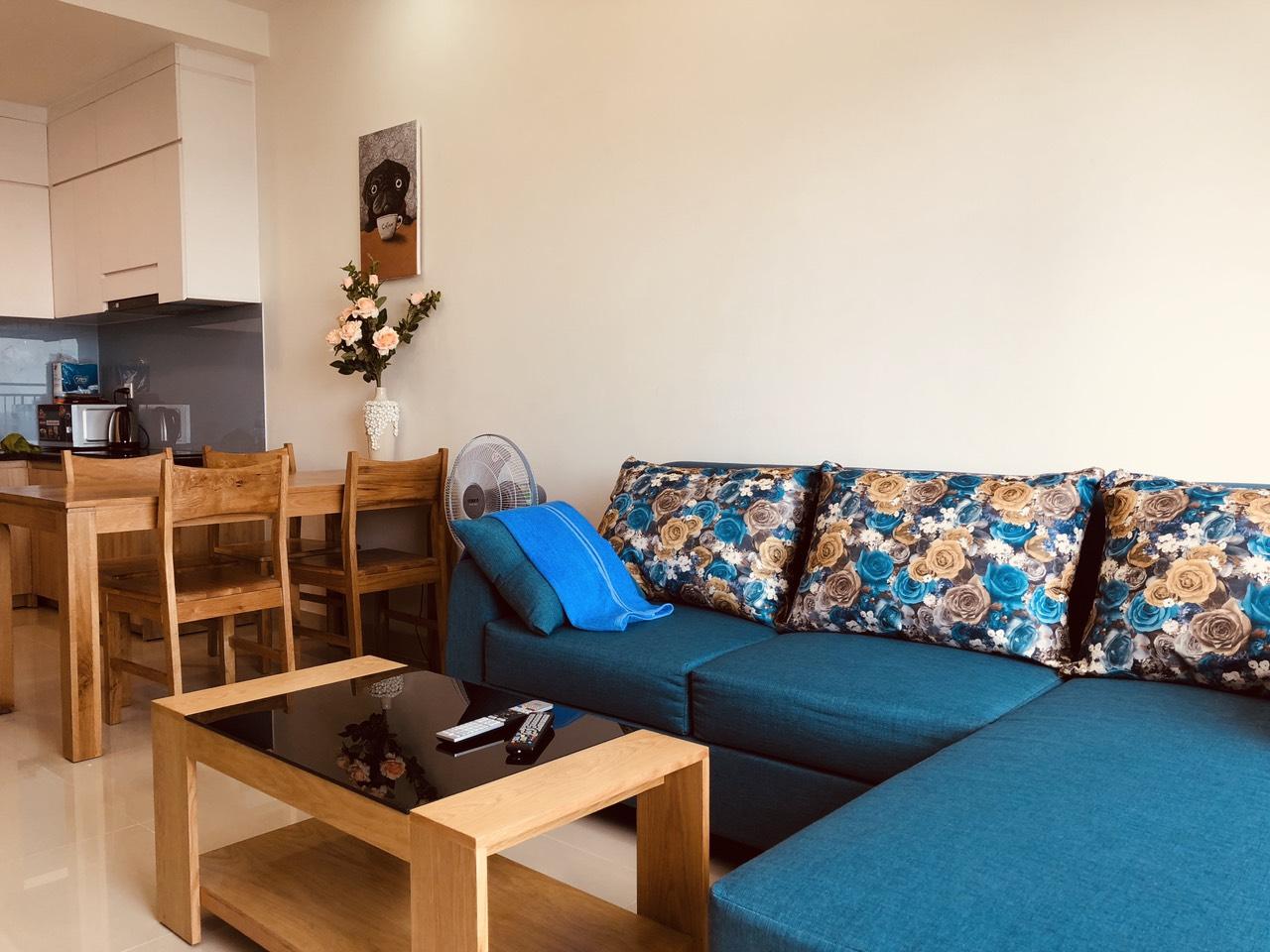 Cho thuê 2 phòng ngủ The Sun Avenue - ID 010034