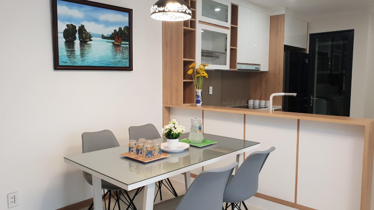 Cho thuê 3 phòng ngủ New City Thủ Thiêm - ID 010157