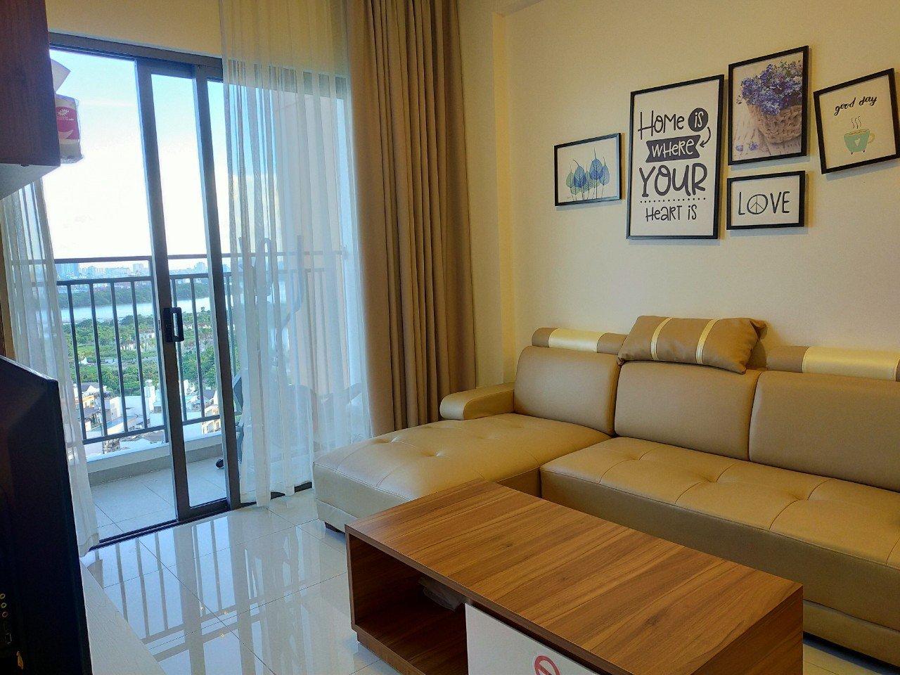 Cho thuê 2 phòng ngủ The Sun Avenue - ID 010259