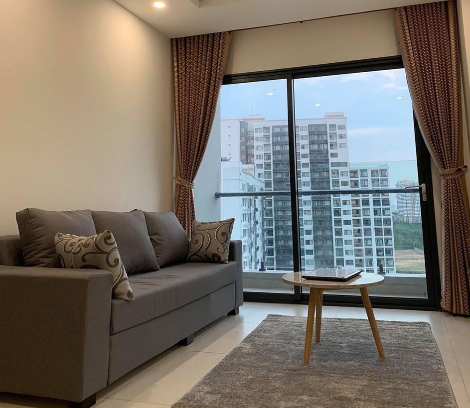 Cho thuê 3 phòng ngủ New City Thủ Thiêm - ID 010165