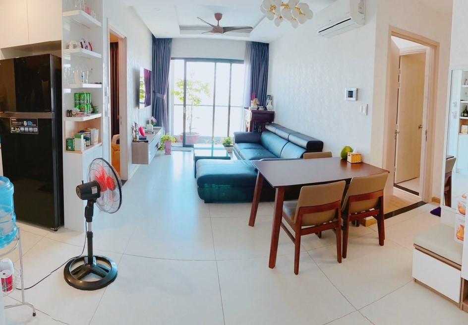 Cho thuê 2 phòng ngủ New City Thủ Thiêm - ID 010155