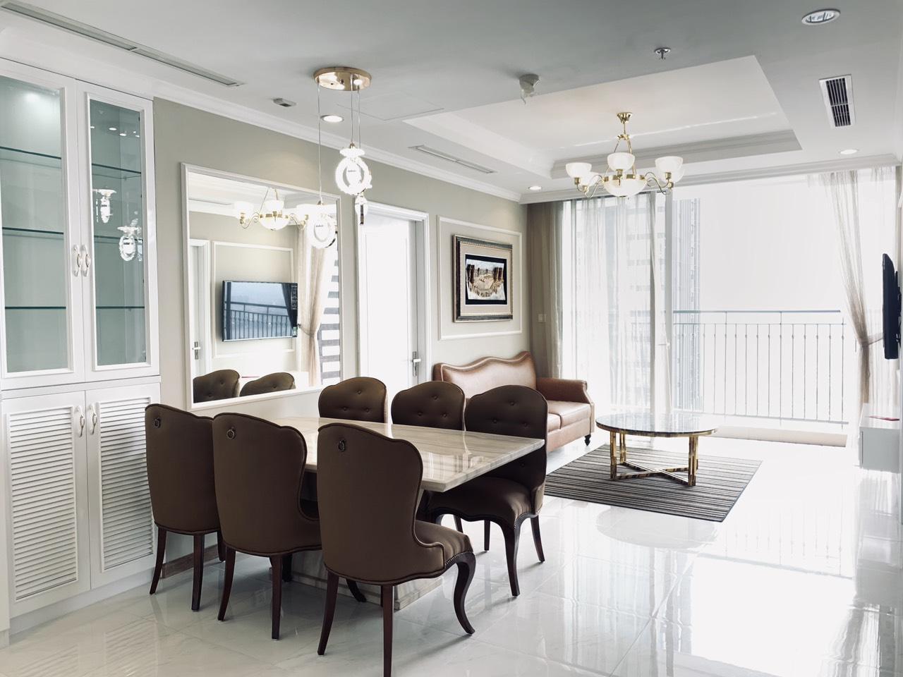 Bán căn hộ 3 phòng ngủ Vinhomes Central Park - ID 010060