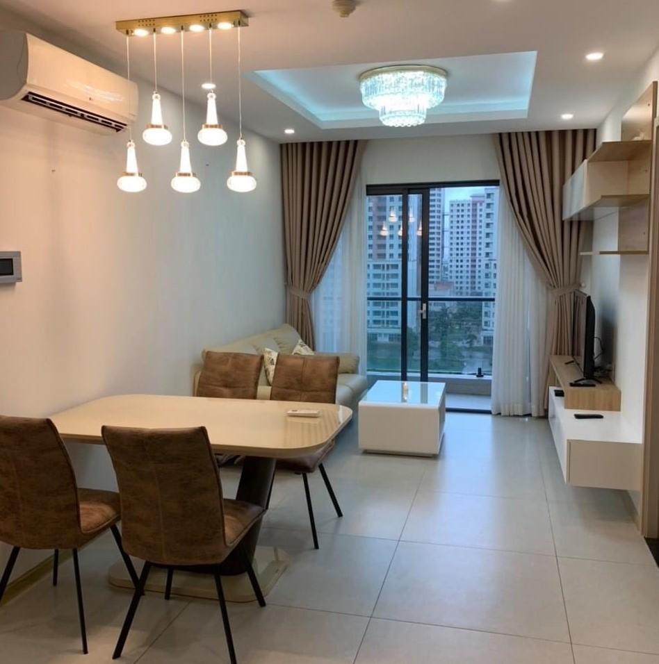 Cho thuê 2 phòng ngủ New City Thủ Thiêm - ID 010148