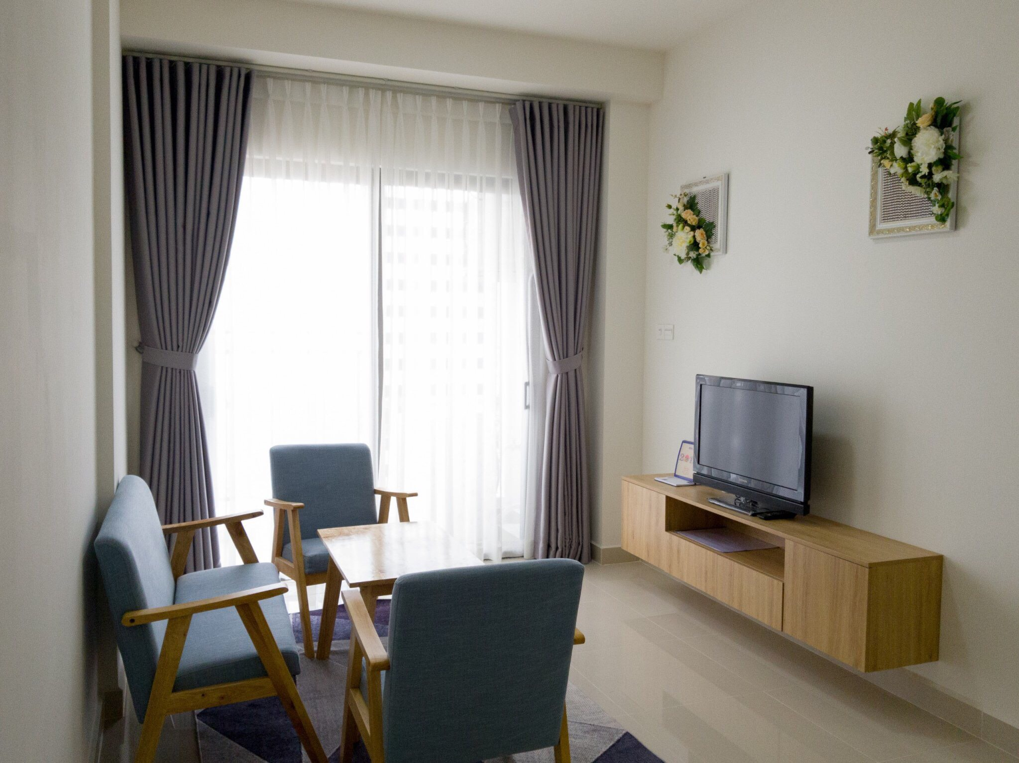 Cho thuê 1 phòng ngủ The Sun Avenue - ID 010200